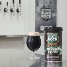 Black Rock – Miner Stout