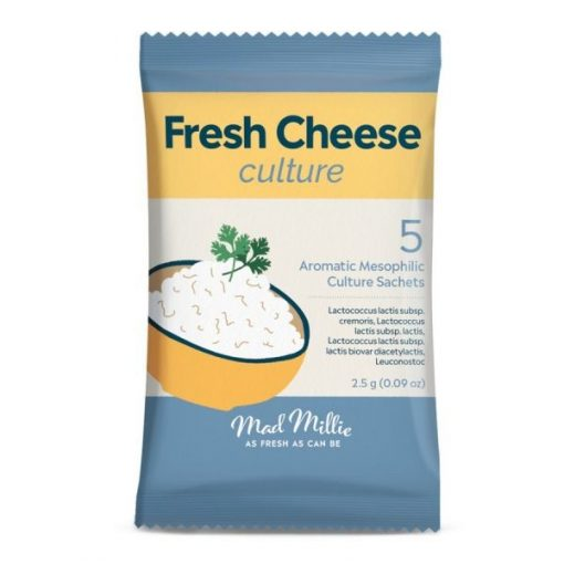 Mad Millie – Fresh Cheese Culture