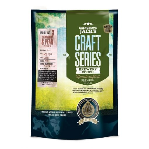 Craft Series Strawberry and Pear Cider