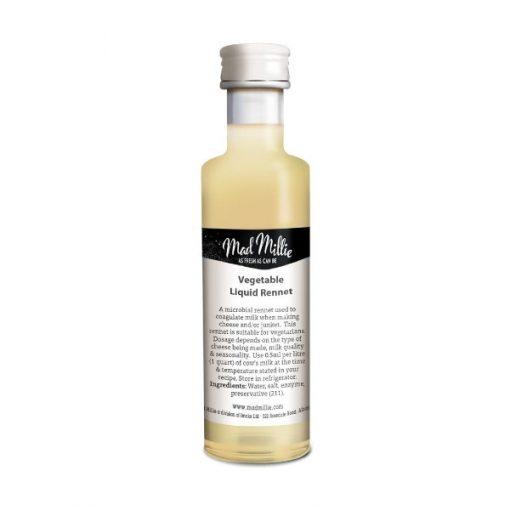 Mad Millie – Vegetarian Liquid Rennet 50ml