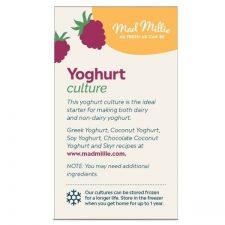 Mad Millie – Yoghurt Culture