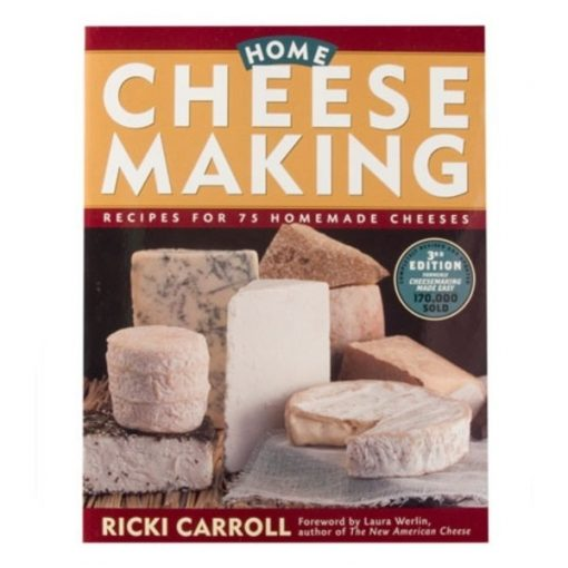 Book Home Cheese Making
