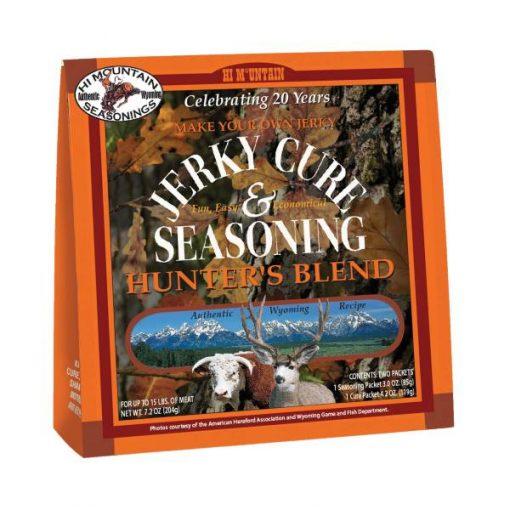 Hunters Blend Jerky Kit - Hi Mountain