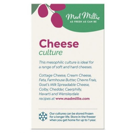 Mad Millie - Cheese Culture