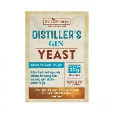 Still Spirits - Distiller's Yeast Gin