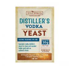 Still Spirits - Distiller's Yeast Vodka