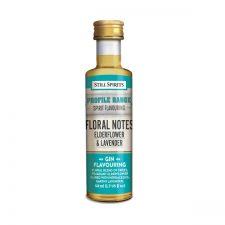 Still Spirits Profile Range - Floral Notes Elderflower & Lavender Flavouring