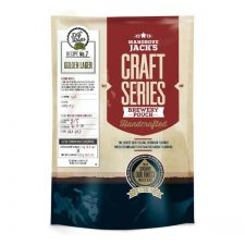 Mangrove Jacks Craft Series - Golden Lager with Dry Hops