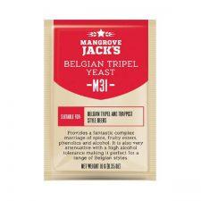 Mangrove Jacks - M31 Belgian Tripel Yeast 10g