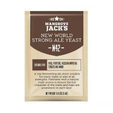 Mangrove Jacks - M42 New World Strong Ale Yeast 10g