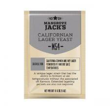 Mangrove Jacks - M54 Californian Lager Yeast 10g