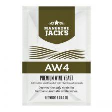 Mangrove Jacks - AW4 Wine Yeast 8g