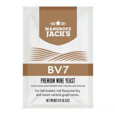 Mangrove Jacks - BV7 Wine Yeast 8g