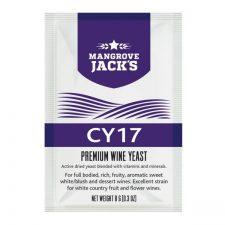 Mangrove Jacks - CY17 Wine Yeast 8g