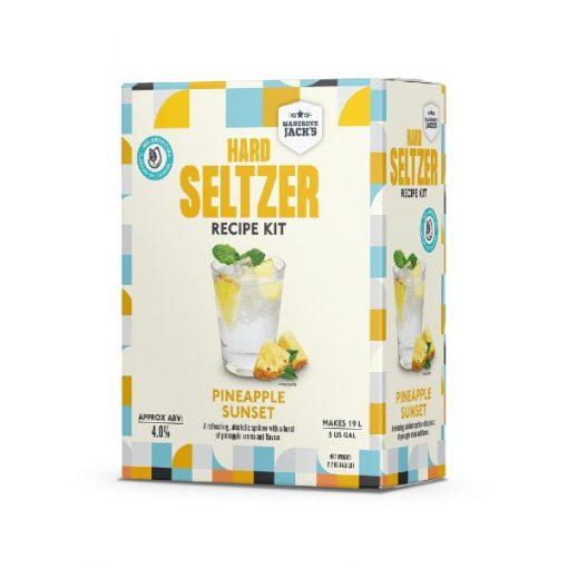 Mangrove Jacks - Hard Seltzer Kit - Pineapple Sunset