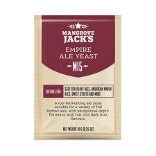 Mangrove Jacks - M15 Empire Ale Yeast 10g