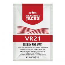 Mangrove Jacks - VR21 Wine Yeast 8g