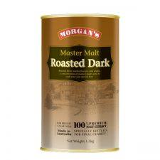 Morgans Master Malt – Roasted Dark Malt 1.5kg