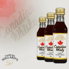 Samuel Willard's - Premium Canadian Whisky Flavouring