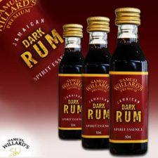 Samuel Willard's - Premium Jamaican Dark Rum Essence