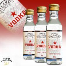 Samuel Willard's - Premium Bombay Vodka Essence