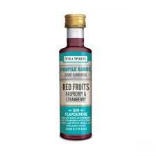 Still Spirits Profile Range - Red Fruits Raspberry & Strawberry Flavouring