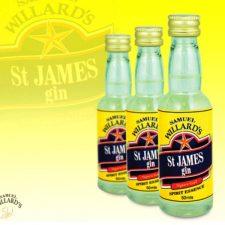 Samuel Willard's - Saint James Gin Spirit Essence