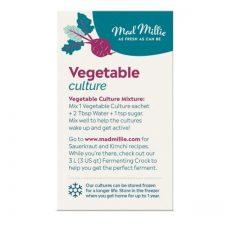 Mad Millie - Vegetable Culture