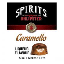 Spirits Unlimited - Caramello Liqueur Flavour